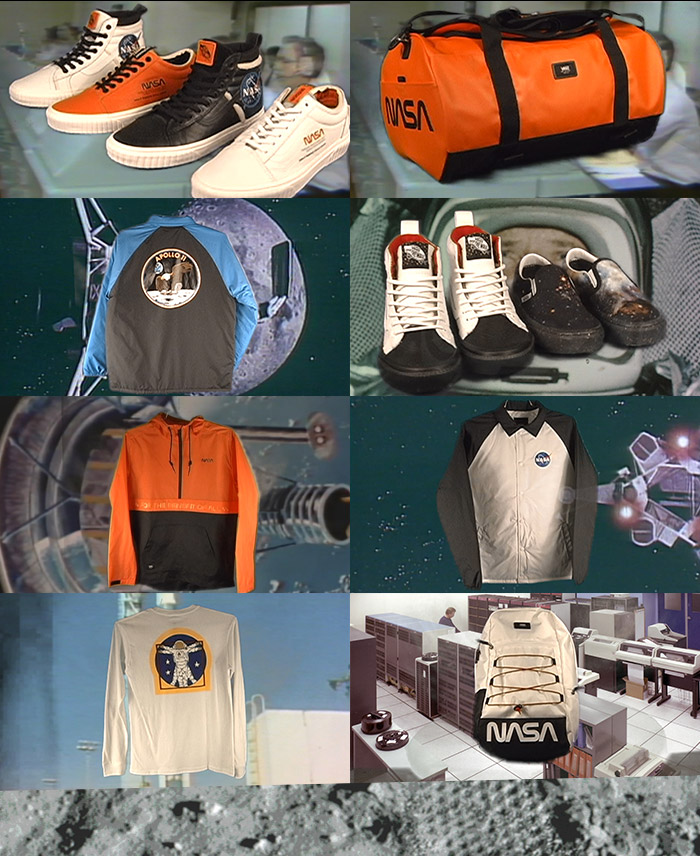 Vans Space Voyager Collection